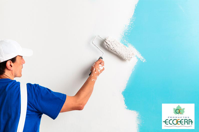 Cera al agua para paredes: en qué productos se emplea